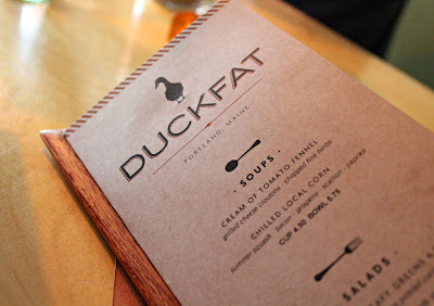 Dining in Maine:  Duck Fat Fries and Whoopie Pies