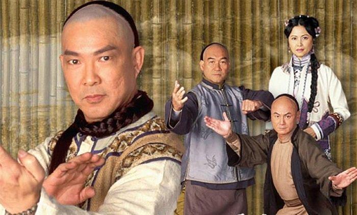 Kungfu phật sơn hong kong