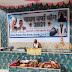 चतुर्माश कलश स्थापना समारोह वर्ष 2021------------------------------ --------------------------------------------  झुललक विश्वप्रभु सागर जी महाराज का बड़े धूमधाम से हुआ  चतुर्माश कलश स्थापना समारोह