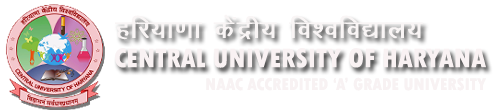 CENTRAL UNIVERSITY OF HARYANA Biotech Assistant Professor Openings