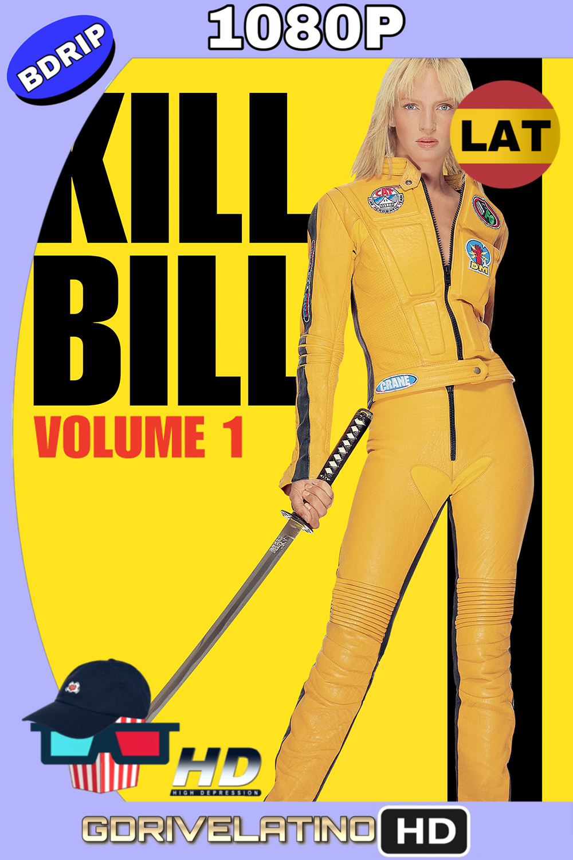 Kill Bill: Vol. 1 (2003) BDRip 1080p (Latino-Inglés) MKV