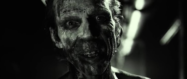Richard Brake (Doom-Head) dans le film 31 de Rob Zombie