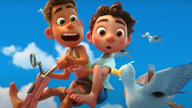 Luca: assista ao trailer do novo filme da Disney Pixar