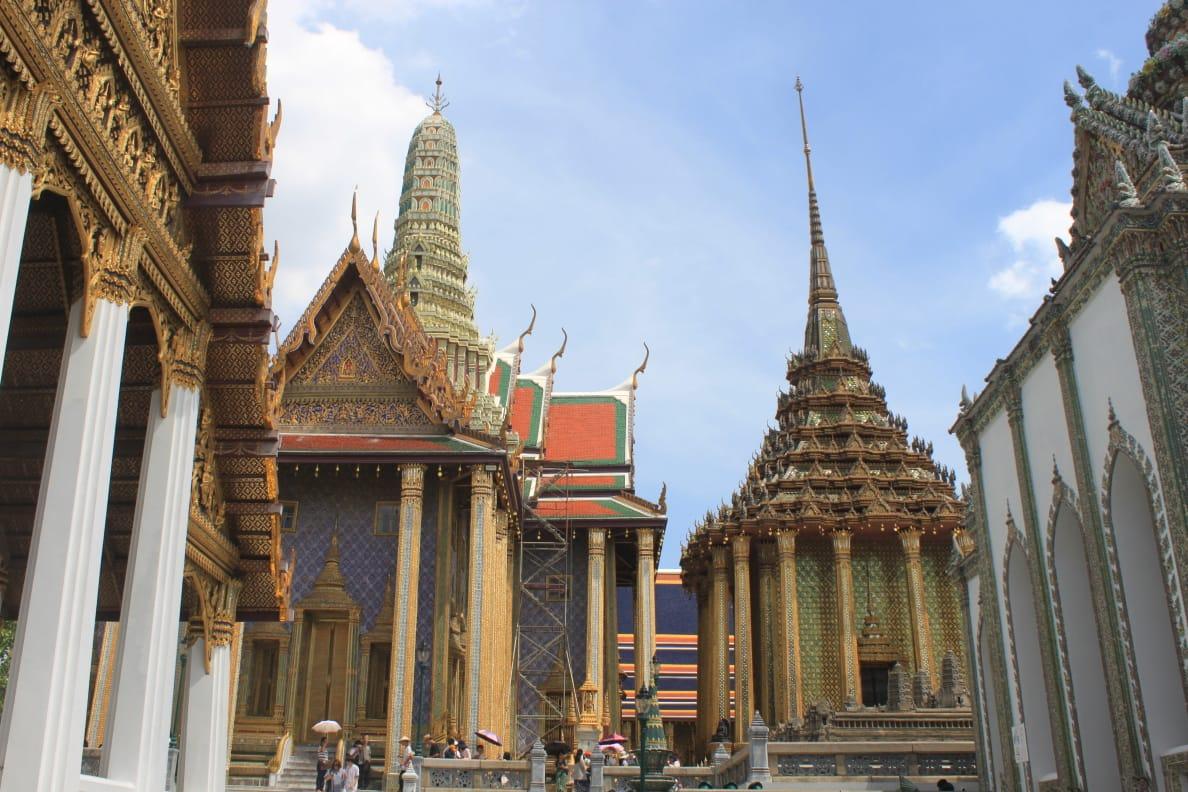 Isatana Raja Thailand