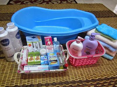 Image result for set penjagaan bayi baru lahir