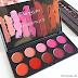 • Mesauda Milano • Recensione e swatches - Lipstick Palette
