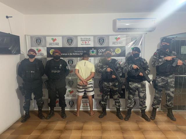 Polícia Militar anuncia prisão de mais um suspeito de envolvimento na morte do cabo Paulino