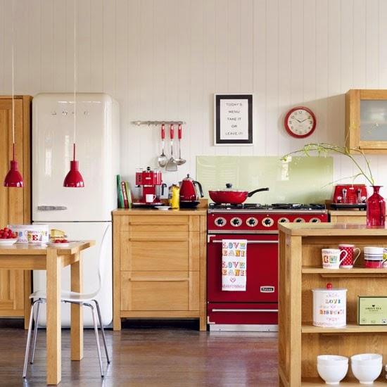 Bellezza ambientaciones y dise o de interiores cocinas - Cocinas retro ...