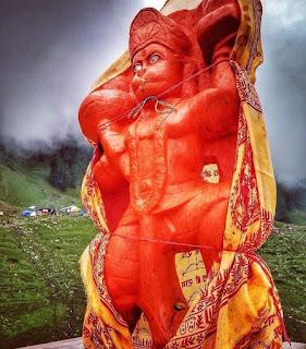 हनुमान जी को क्यों चढ़ाते है सिंदूर का चोला ?-why we offer vermilion to hanuman?