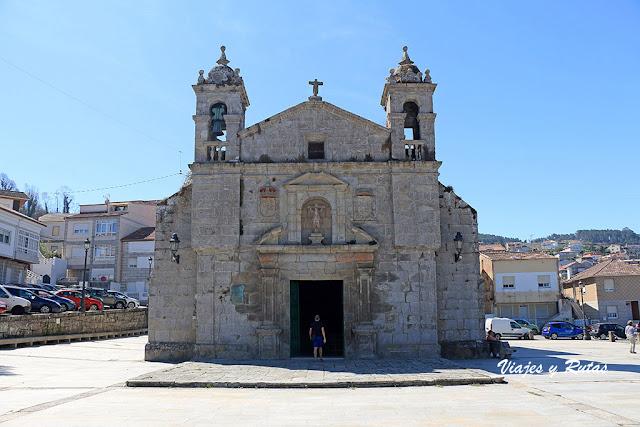 Capilla de Santa Liberata, Bayona
