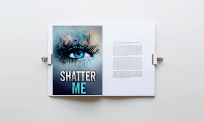 Rim Reads: BOOK // SHATTER ME TRILOGY
