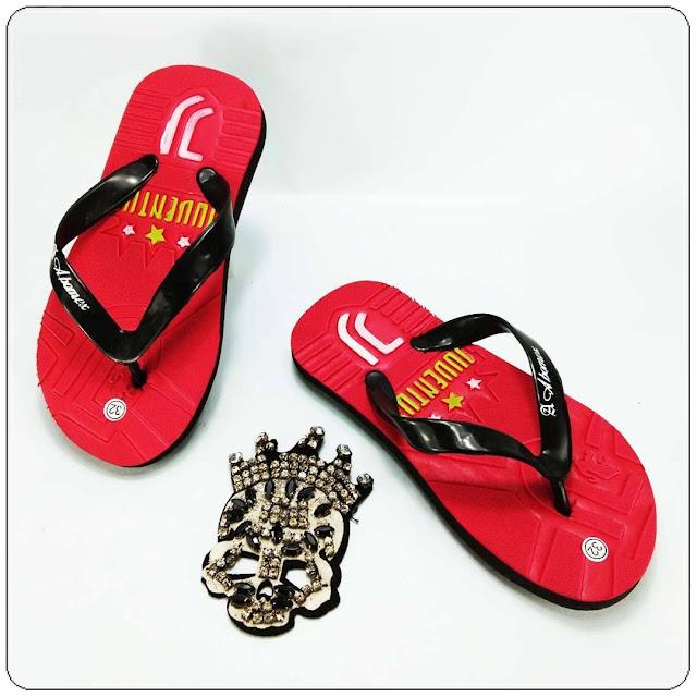 Sandal Anak Cowok Termurah dan Terlaris| AMX Club Bola TG| Pabrik Sandal