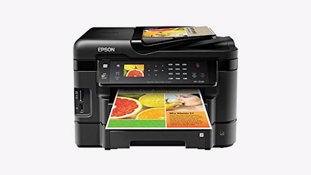 epson workforce wf-3530 driver