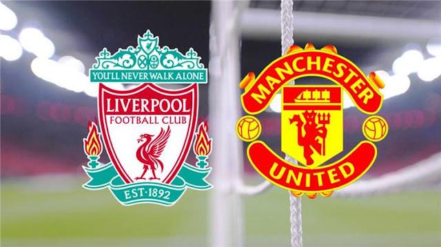 مشاهدة مباراة ليفربول ومانشستر يونايتد بث مباشر