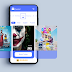 User interface (UI) for Movie App
