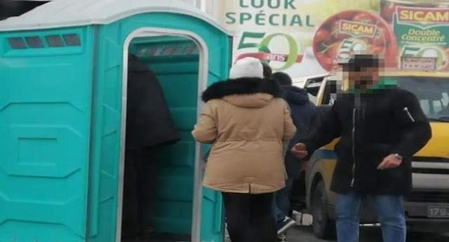 تونس : باندية يجبرون المواطنين على دفع 500 مليم مقابل غسل أيديهم