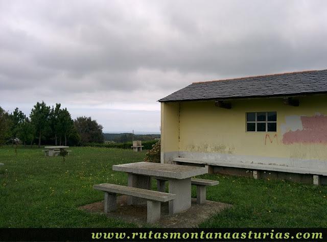 Ruta Das Minas PR AS-182: Área Fontequias