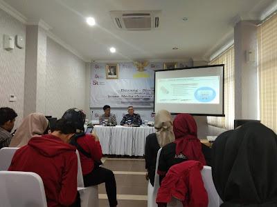 Waspadai Investasi Ilegal, OJK Lampung Ajak Media Edukasi Masyarakat Dengan 2L