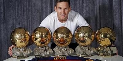 Messi balón de oro 2019 noticia