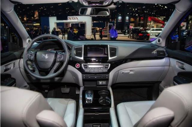 2016 Honda Pilot Discharge Date Specs