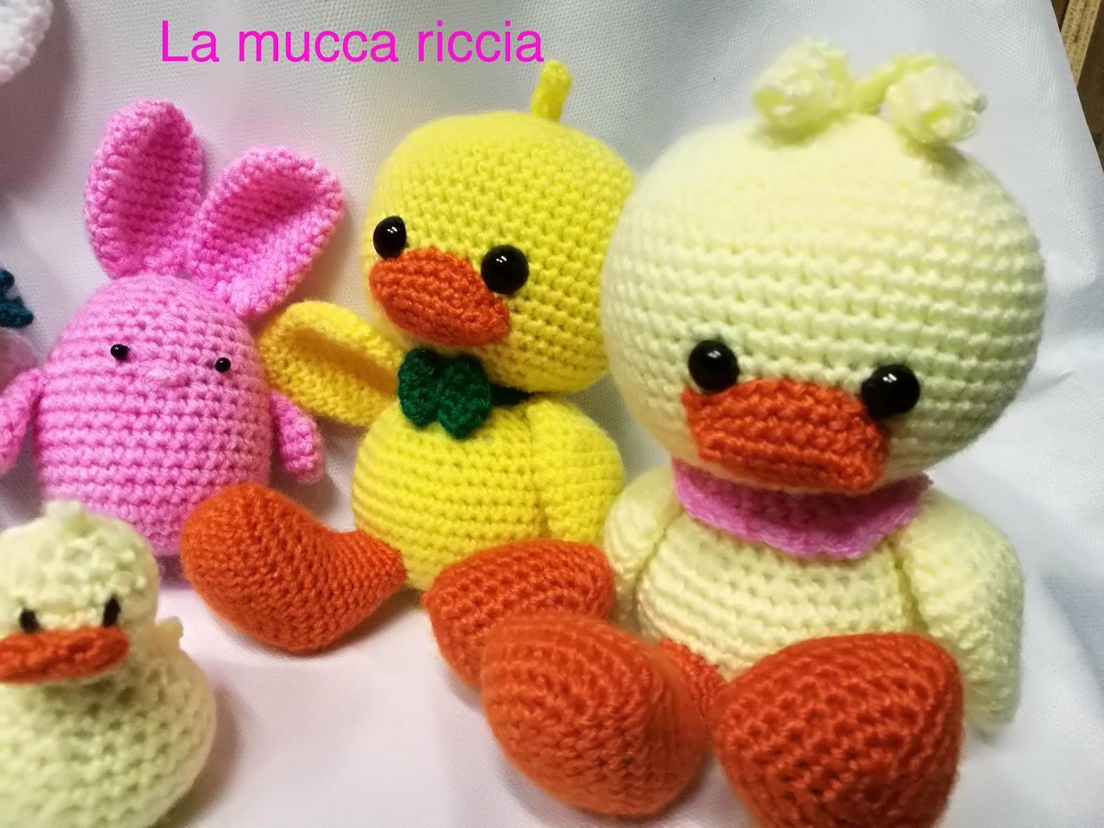 Pulcino Uncinetto Amigurumi Tutorial - Chick Crochet - Duck ...   1200x1600