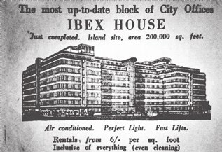 Ibex House - Minories, London