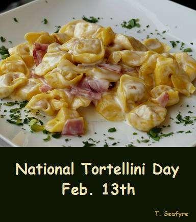 National Tortellini Day Wishes