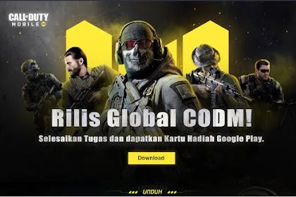 Cara Main Call Of Duty Mobile (CODM) Di PC - Gameloop Emulator