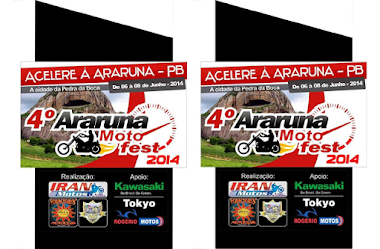 Troféu em Acrílico Mono Fumê e Branco Araruna Moto-fest