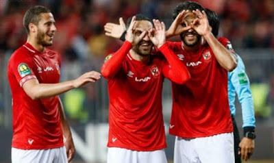 موعد مباراة الأهلي والنجوم ضمن مباريات الدوري المصري 2019