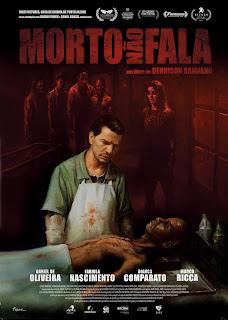 Morto Não Fala - Poster & Trailer