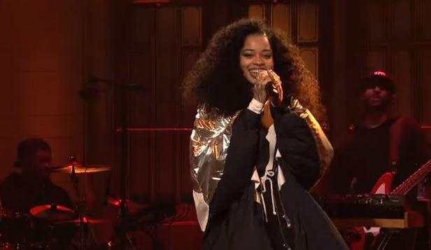 Ella Mai: Boo'd Up (Live) - SNL
