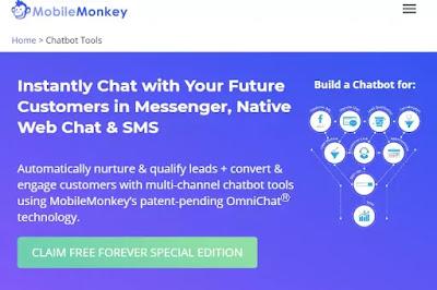 Bot Facebook Messenger Terbaik untuk Bisnis-1