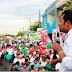Obtiene candidato de Antorcha Diputación en Guadalupe, Zacatecas