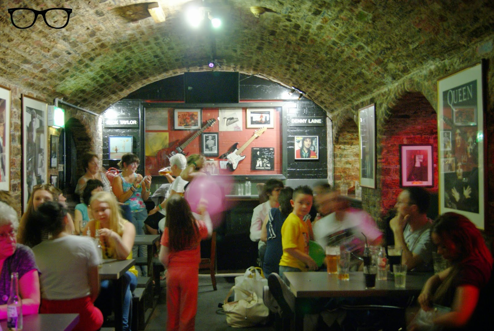 Interior The Cavern