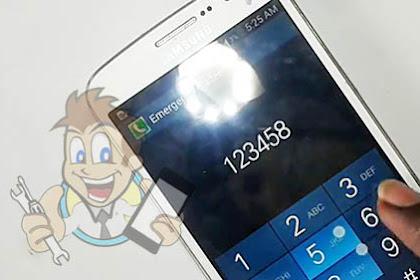 Cara Mengatasi Touchscreen Tidak Bisa Disentuh Sebagian