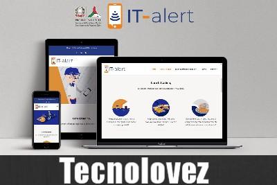 IT-alert - Applicazione della protezione civile che ti avvisa in tempo reale su calamità, terremoti e alluvioni