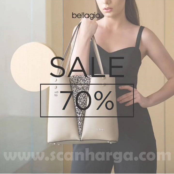 BELLAGIO Promo BIG SALE! Up to 70% Off