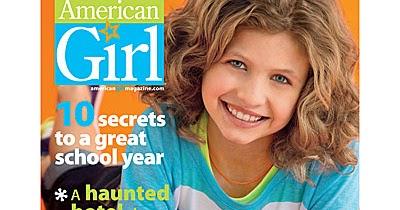 Bonggamom Finds American Girl Magazine