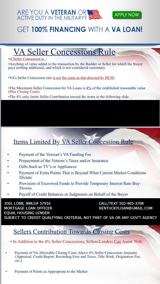 Louisville Kentucky VA Mortgage Lender