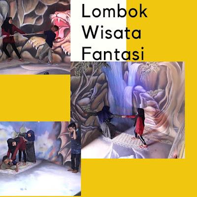 Lombok Wisata Fantasi