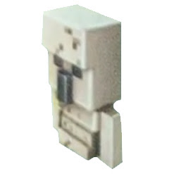 Minecraft Series 21 Iron Golem Mini Figure