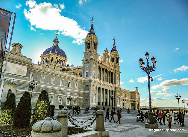 Catedral da Almudena, Madri