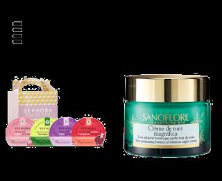 WishList 10 Produits Beauté soins visage
