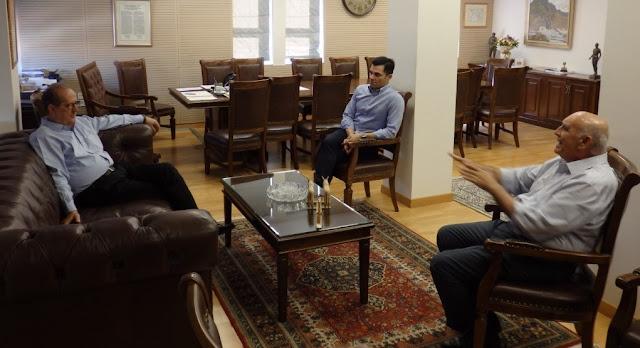 Συνάντηση με τους Ξενοδόχους της Περιφέρειας Πελοποννήσου προανήγγειλε ο Π. Νίκας