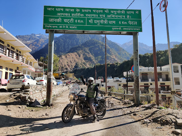Yamunotri - Best Route Char Dham Yatra Road Trips