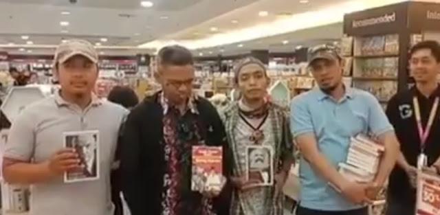 Brigade Muslim Sweeping Buku, MK : Harus Lewat Putusan Pengadilan