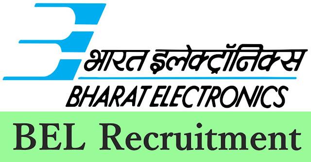 "BEL Recruitment for Freshers as ""Engineer"" for B.E/B.Tech Graduates | Bangalore"