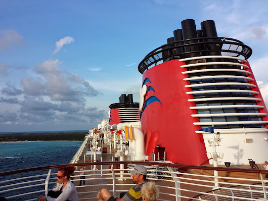 Trip Report: 2 Day at Disney World and Disney Dream Cruise (Cruise portion of trip!)