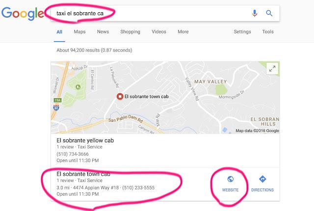 Consigue que se encuentra en el Top 3 en Google Resultados de la búsqueda